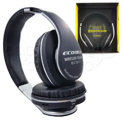 Headphone Bluetooth EB Extra Bass - ECOODA