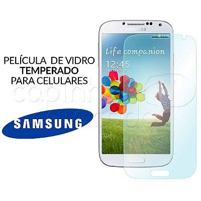 Película de Vidro Temperado para Celulares Samsung