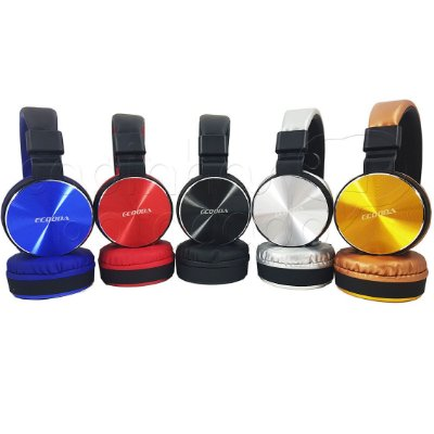 Headphone Super Metalic - Ecooda - Cores Sortidas