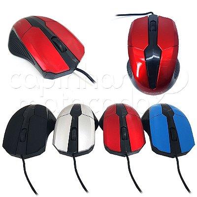 Mouse com Fio Next Generation - Cores Sortidas