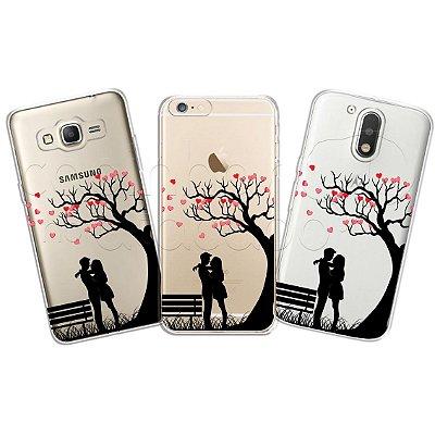 Capa Personalizada Premium - Árvore do Amor