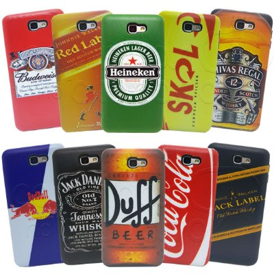 Capa Anti-Impacto Bebidas - Estampas Sortidas