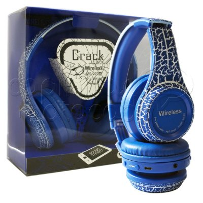 Headphone Bluetooth Craquelê 992A - Cores Sortidas