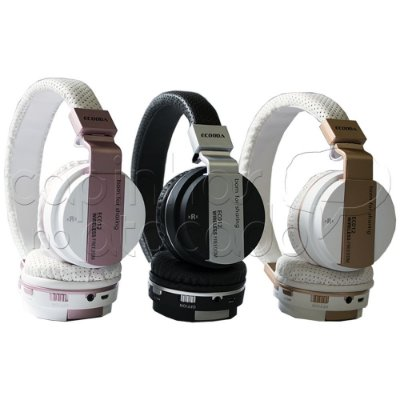 Headphone Bluetooth Ecooda EC012 - Cores Sortidas