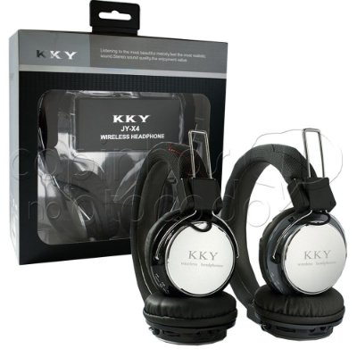 Headphone Bluetooth Metálic JY-X4 - Cores Sortidas