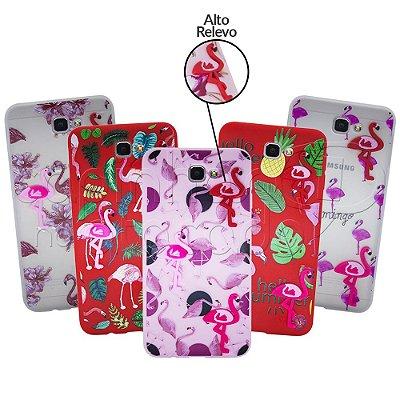 Capinha Flamingos 3D - Estampas Sortidas