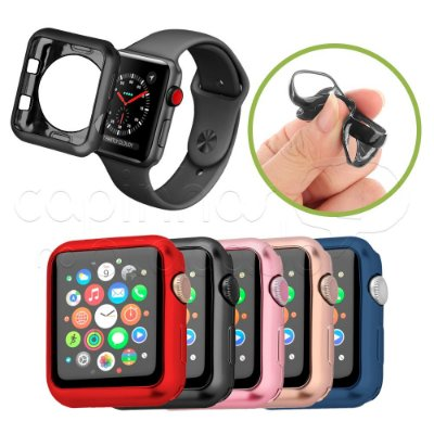 Capinha de Silicone para Apple Watch