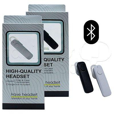 Fone de Ouvido Bluetooth High Quality