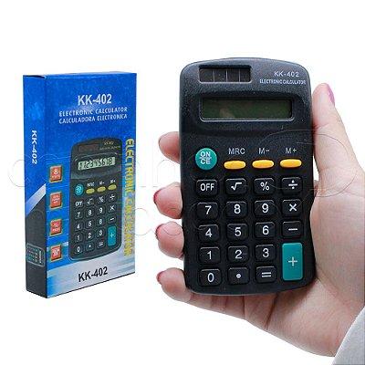 Mini Calculadora KK-402 - 8 Dígitos