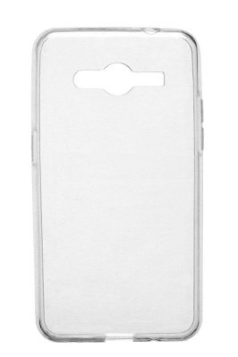 Capa de Silicone TPU Transparente para Samsung Galaxy Core 2 Duos G355