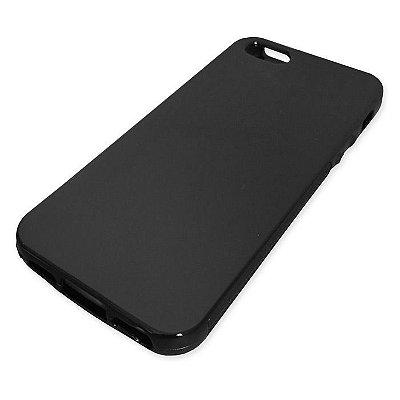 Capa de Silicone TPU Fumê para iPhone 5 / 5s
