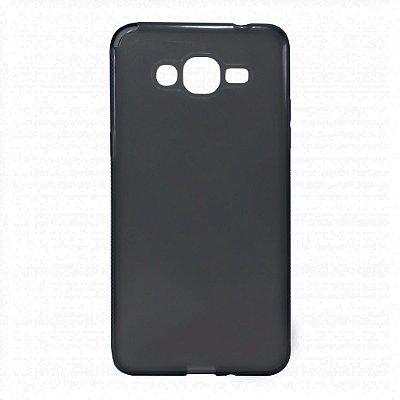 Capa de Silicone TPU Fumê para Samsung Galaxy Gran Prime Duos - G530