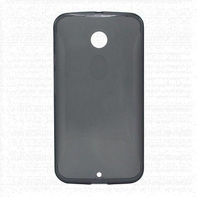 Capa de Silicone TPU Fumê para Motorola Moto X (2ª Geração)