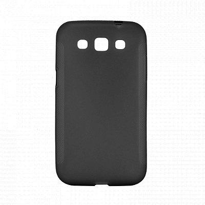 Capa de Silicone TPU Fumê para Samsung Galaxy Win i8552