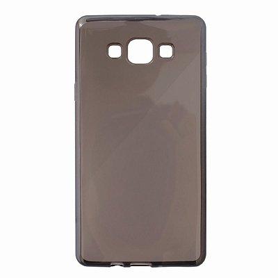Capa de Silicone TPU Fumê para Samsung Galaxy A7