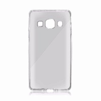Capa de Silicone TPU Transparente para Samsung Galaxy A5