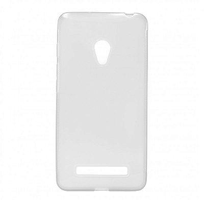 Capa de Silicone TPU Transparente para Asus Zenfone 5