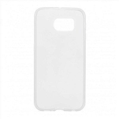 Capa de Silicone TPU Transparente para Samsung Galaxy S6 G920