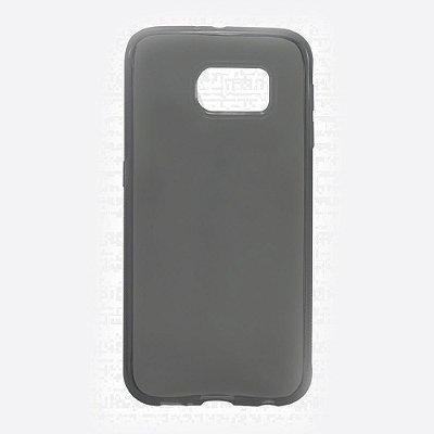 Capa de Silicone TPU Fumê para Samsung Galaxy S6 Edge G925