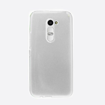 Capa de Silicone TPU Transparente para LG Leon H326