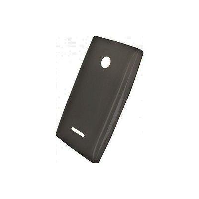 Capa  de Silicone TPU Fumê para Nokia N435