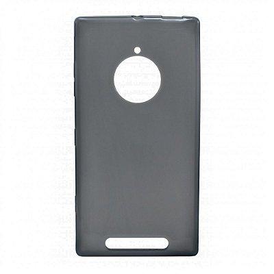 Capa de Silicone TPU Fumê para Nokia N830