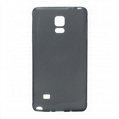 Capa de Silicone TPU Fumê para Samsung Galaxy Note 4
