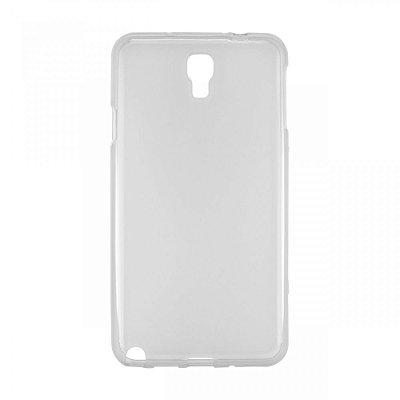 Capa de Silicone TPU Transparente para Samsung Galaxy Note 3 Neo
