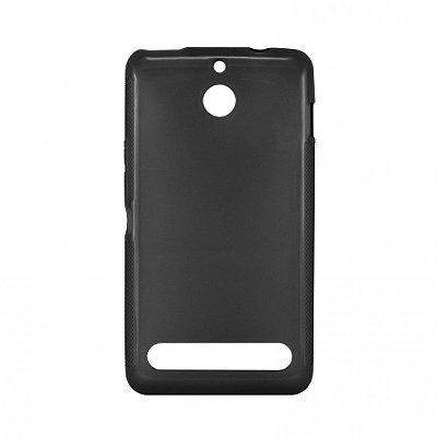 Capa de Silicone TPU Fumê para Sony Xperia E1
