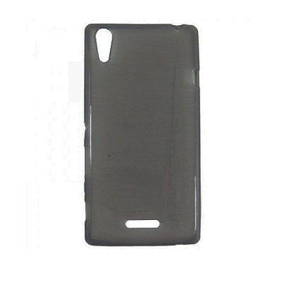 Capa de Silicone TPU Fumê para Sony Xperia T3