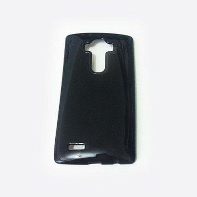 Capa de Silicone TPU Fumê para LG G4