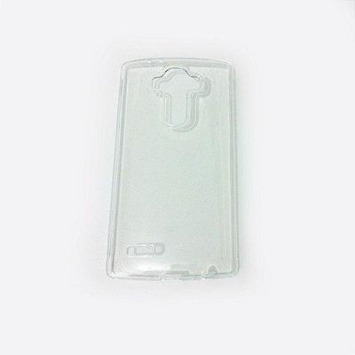 Capa de Silicone TPU Transparente para LG G4