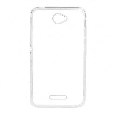 Capa de Silicone TPU Transparente para Sony Xperia E4