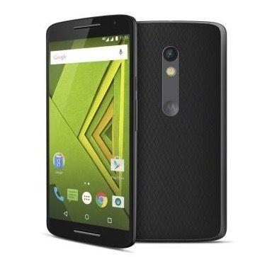 Capa de Silicone TPU Fumê para Motorola Moto X Play