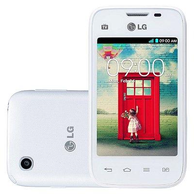 Capa de Silicone TPU Transparente para LG L30