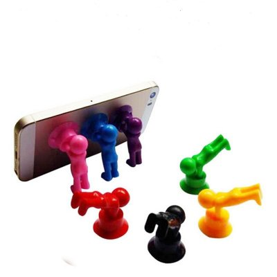 Suporte Mini Homem 3D - Cores Sortidas
