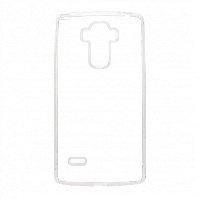 Capa de Silicone TPU Transparente para LG G4 Stylus