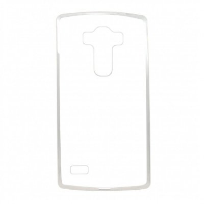 Capa de Silicone TPU Transparente para LG G4 Beat