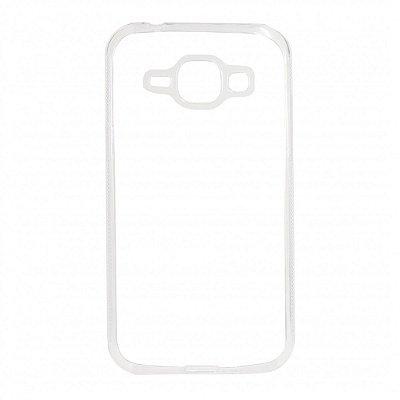 Capa de Silicone TPU Transparente para Samsung Galaxy J1 Ace