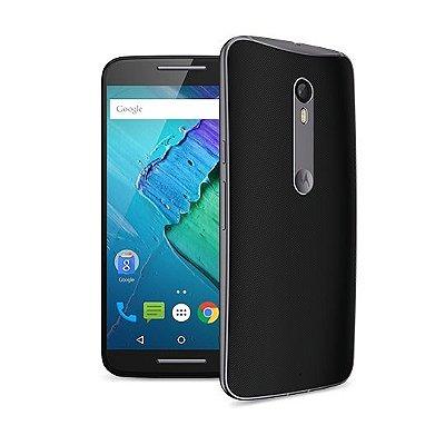Capa de Silicone TPU Fumê para Motorola Moto X Style
