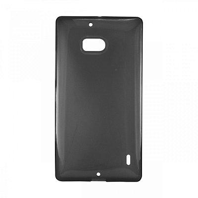Capa de Silicone TPU Fumê para Nokia Lumia N930
