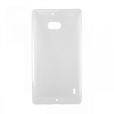 Capa de Silicone TPU Transparente para Nokia Lumia N930