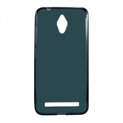 Capa de Silicone TPU Fumê para Asus Zenfone Go
