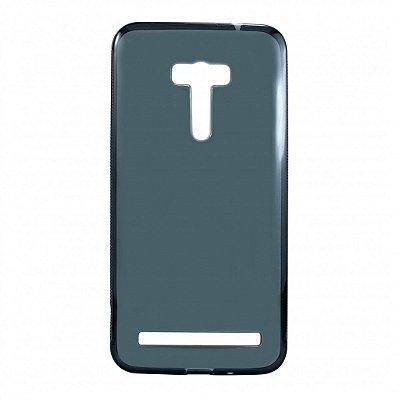 Capa de Silicone TPU Fumê para Asus Zenfone Selfie