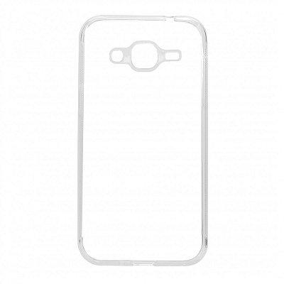 Capa de Silicone TPU Transparente para Samsung Galaxy J3 / J3 2016