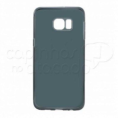 Capa de Silicone TPU Fumê para Samsung Galaxy S6 Edge Plus