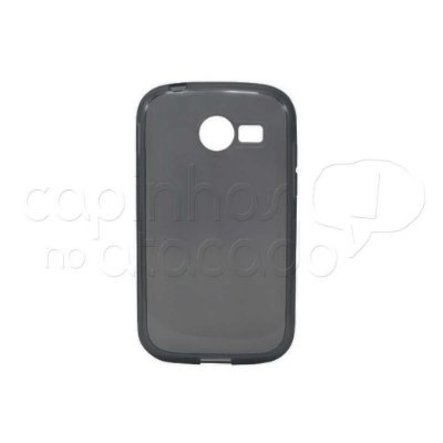 Capa de Silicone TPU Fumê para Samsung Galaxy Pocket 2 Duos G110