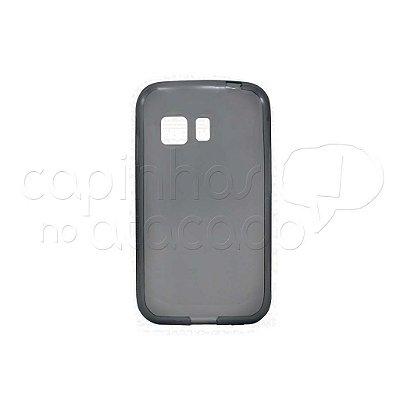 Capa de Silicone TPU Fumê para Samsung Galaxy Young 2 Duos G130