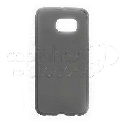 Capa de Silicone TPU Fumê para Samsung Galaxy Note 5