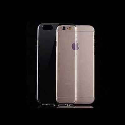 """Capinha de Silicone Ultra Fina """"Casca de Ovo"""" para Celulares iPhone"""